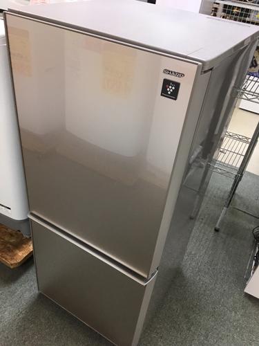 SHARP 2ドア冷蔵庫 SJ-GD14C 買取りました【モノマニア朝日店】