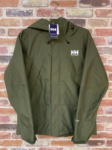 HELLY HANSENのジャケットを買取致しました!【モノマニア朝日店】