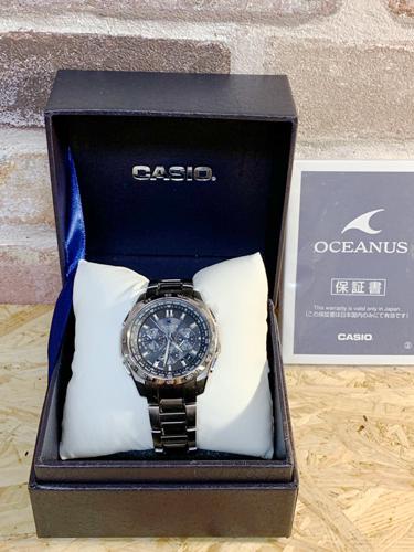 CASIO腕時計を買取致しました!【モノマニア朝日店】