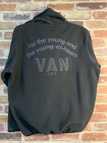 VAN JACのフリースジップパーカーを買取致しました!【モノマニア朝日店】