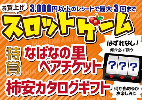 スロットゲーム【モノマニア朝日店】