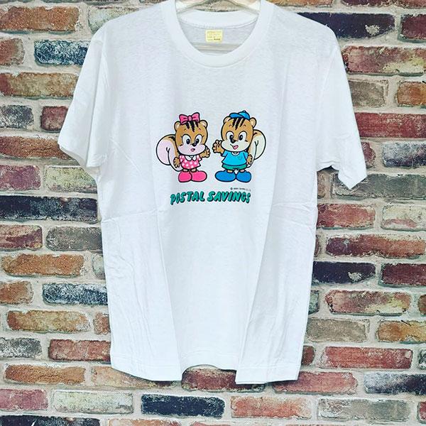 ゆうちょ ビンテージキャラクターTシャツ買取りました【モノマニア朝日店】