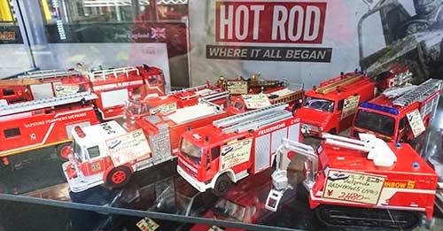 デルプラドコレクション 世界の消防車 買取りました【モノマニア朝日店】