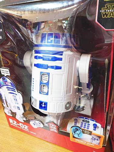 スターウォーズ R2-D2 ラジコン 買取りました【モノマニア朝日店】
