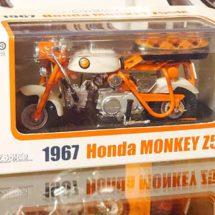 1967 Honda MONKY Z50M 1/10スケール 買取りました【モノマニア朝日店】
