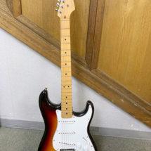 Fender Stratocaster 買取りました【モノマニア朝日店】