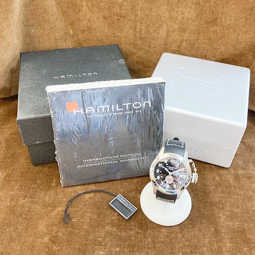 HAMILTON 腕時計 買取りました【モノマニア朝日店】