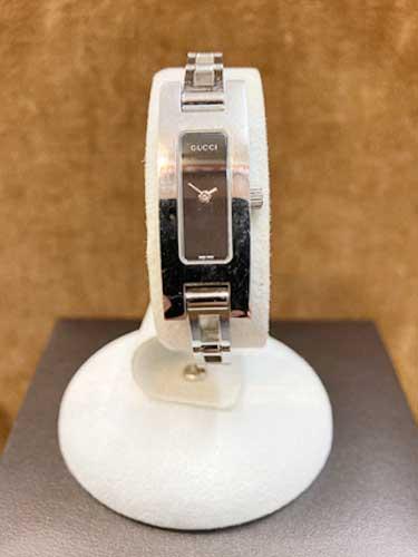 GUCCIのレディース クォーツ時計を買い取りしました!【モノマニア朝日店】