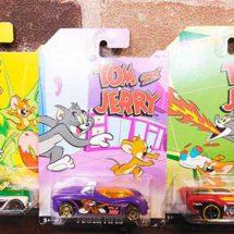 HotWheels トムとジェリーコラボ キャラクターイメージミニカー 買取りました【モノマニア朝日店】