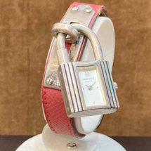 HERMESのレディースクォーツ時計を買い取りしました!【モノマニア朝日店】