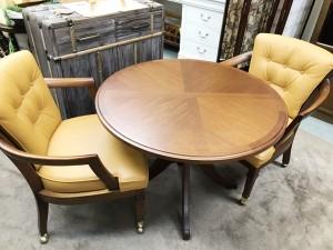 MARUNI テーブル&チェア01