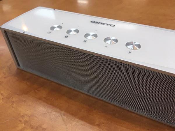 ONKYO Bluetoothスピーカー