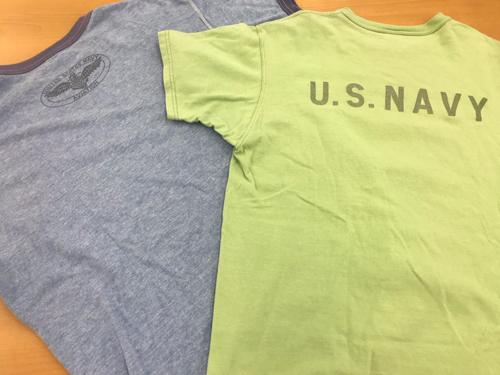 メンズTシャツ 買取りました【モノマニア四日市】