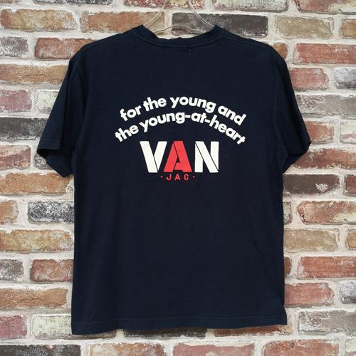 VAN JAC バックロゴTシャツ買取りしました!【モノマニア朝日店】