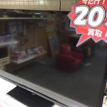 Panasonicの2018年製 32型テレビ 買取りました【モノマニア朝日店】