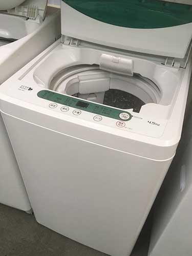 ヤマダ電機の洗濯機を買取りました【モノマニア朝日店】