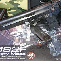 東京マルイのM92Fミリタリーモデル買取りました【モノマニア朝日店】