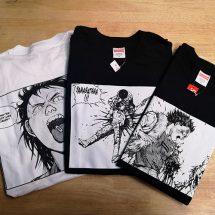 Supreme × AKIRA コラボTシャツ買取りしました!【モノマニア朝日店】