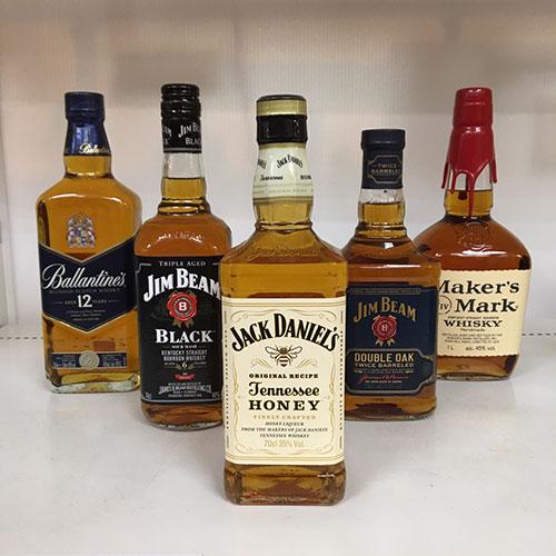 ウイスキー各種 買取りました【モノマニア朝日店】