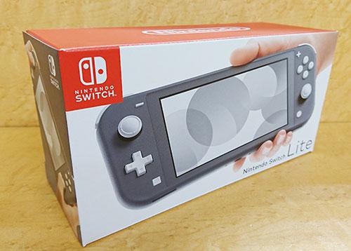 Nintendo switch Lite 買取りました【モノマニア朝日店】