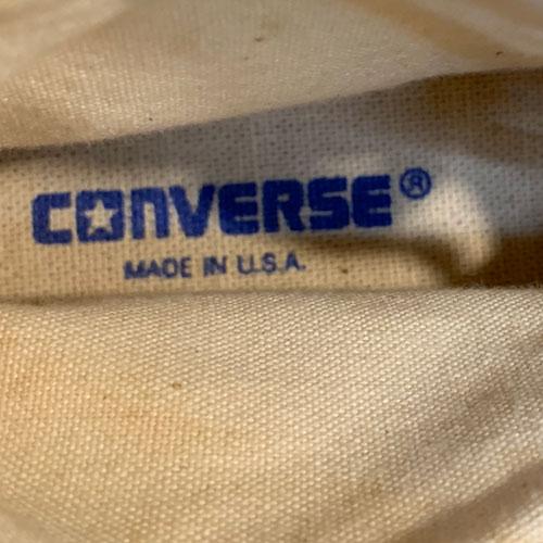 converseのオールスターを買取致しました! 【モノマニア朝日店】