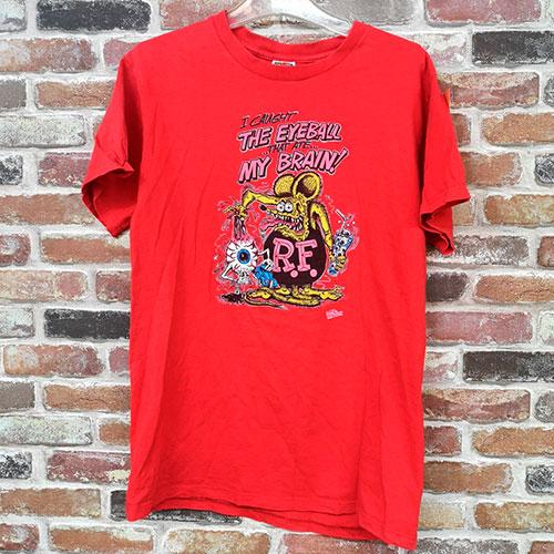 RAT FINK 90s Tシャツ買取しました!【モノマニア朝日店】