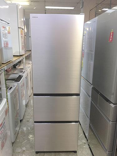 HITACHIの3ドア冷蔵庫を買取させて頂きました!【モノマニア朝日店】