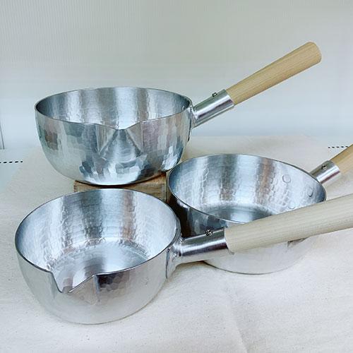 鍛金工房『WESTSIDE33』の行平鍋を買取りました【モノマニア朝日店】