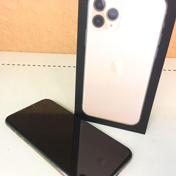 iPhone 11PRO 64GB 買取りました【モノマニア朝日店】