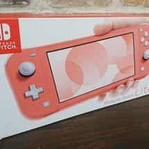 Nintendo switch Lite コーラル 買取りました【モノマニア朝日店】